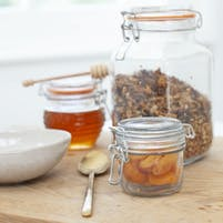 Our Warming Homemade Granola