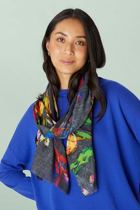 Photo of Floral Scarf