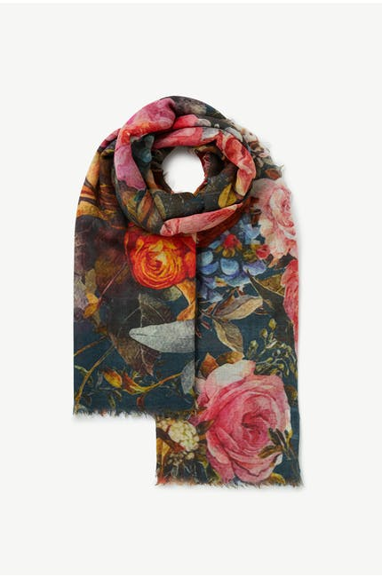 Photo of Decorative Floral scarf