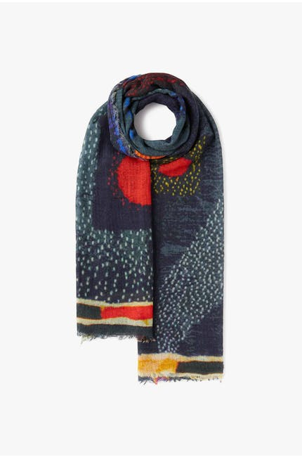 Planets Scarf