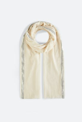 Photo of Silver Detail Scarf