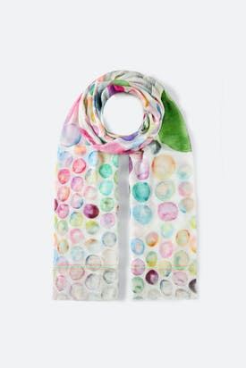 Photo of Circle Print Scarf