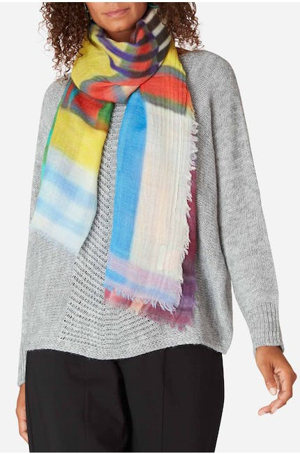 Photo of Abstract Block Scarf