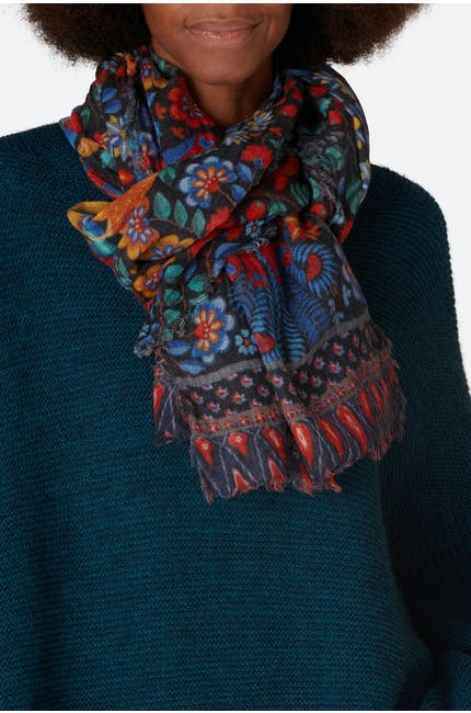 Photo of Mexican Floral Scarf