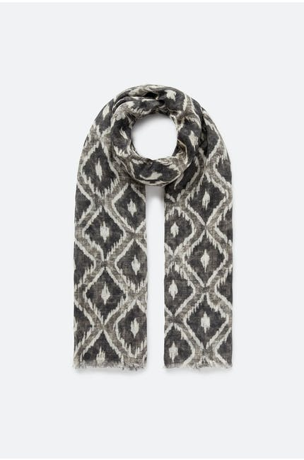 Photo of Impressionist Aztec Scarf