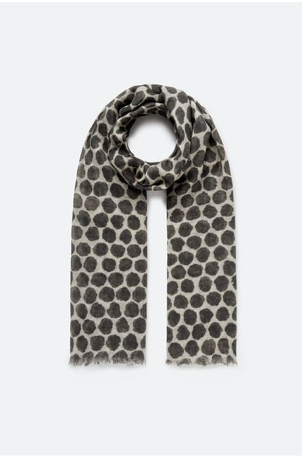 Photo of Circle Spot Scarf