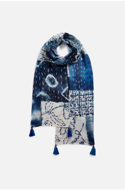 Photo of Patchwork Scarf