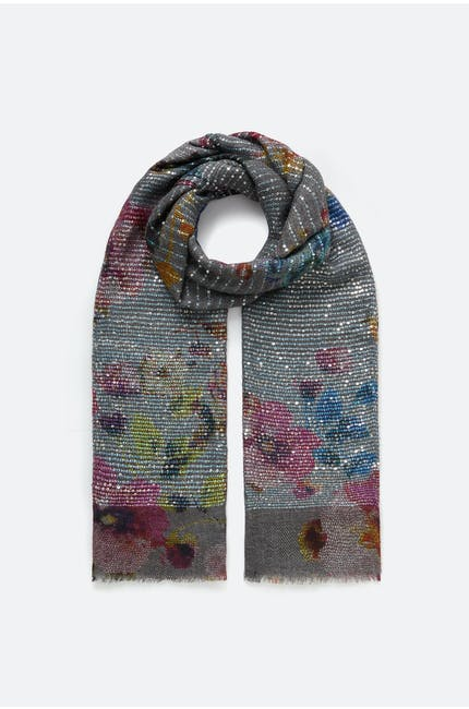 Mini Sequin Scarf