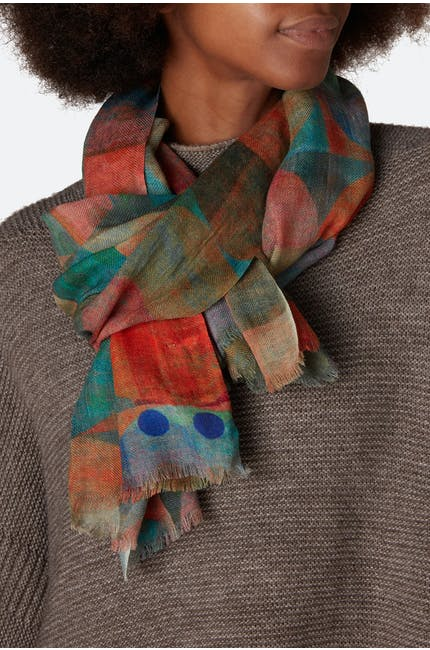 Photo of Circle And Spot Scarf
