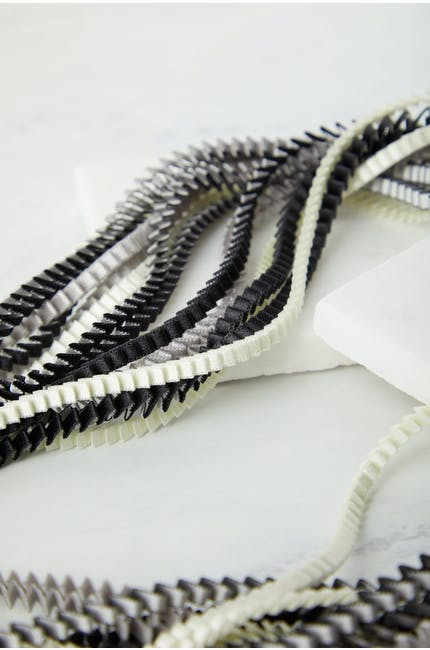 Photo of Pleated Necklace