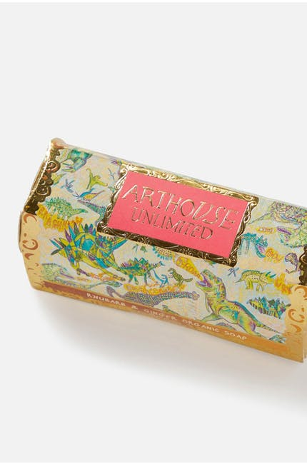 Photo of Rhubarb And Ginger Soap