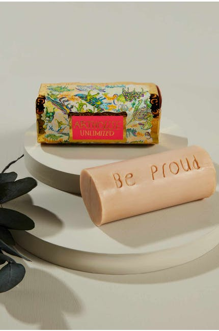 Rhubarb And Ginger Soap