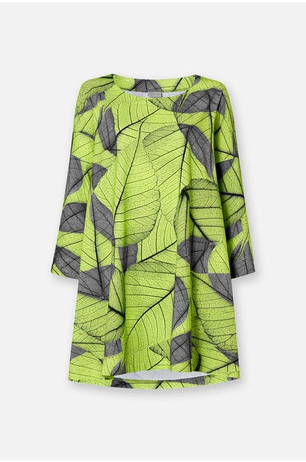 Photo of Leaf Print Tunic