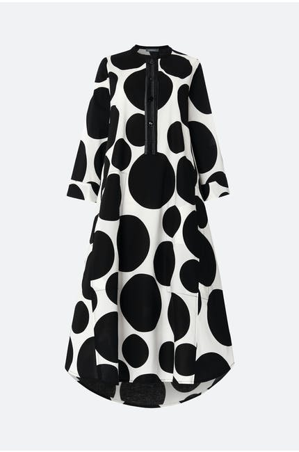 Alembika Spot Shirt Dress