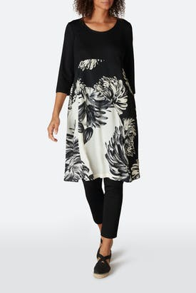 Photo of Long Sleeve Floral Dress