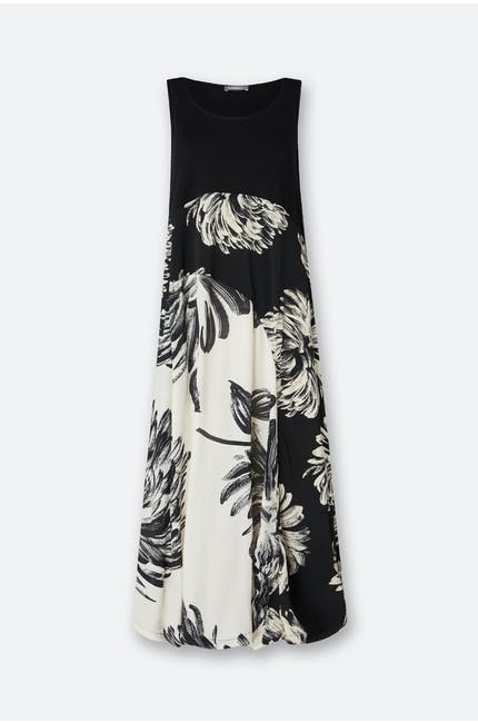Photo of Sleeveless Floral Dress