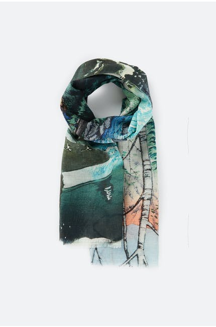 Photo of Mountainous Scarf