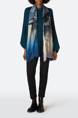 Photo of Reflective Harbour Scarf