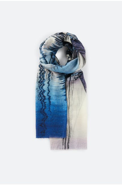 Reflective Harbour Scarf