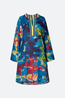 Photo of Brushstroke Print Tunic