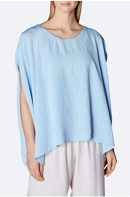Slash Sleeve Top
