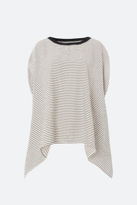 Photo of Slash Stripe Top