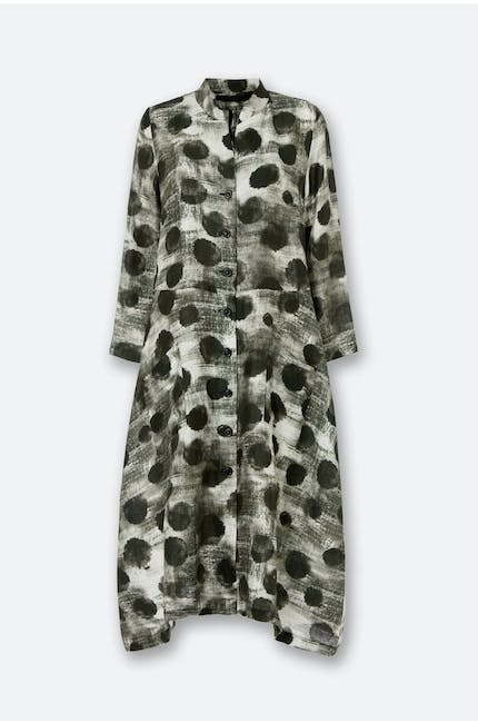 Photo of Dots Shirt Dress