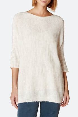 Photo of Boxy Soft Touch Knit Sweater