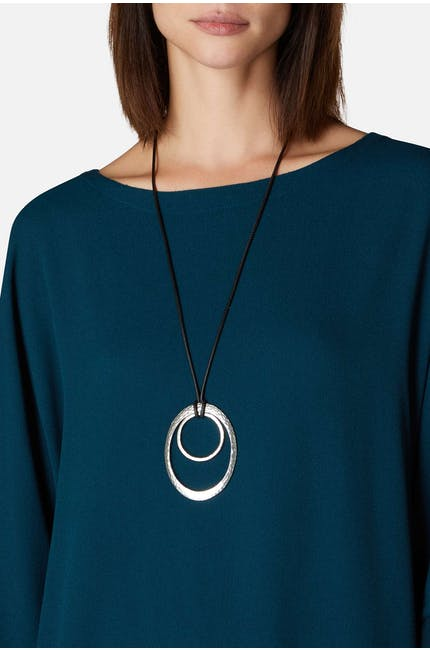 Photo of Circle Drop Pendant