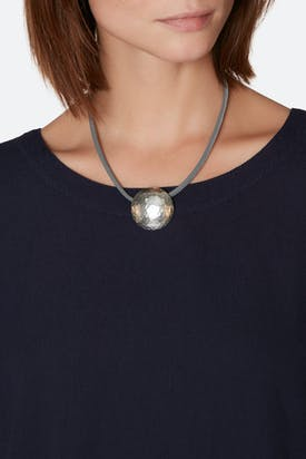 Photo of Circle Necklace