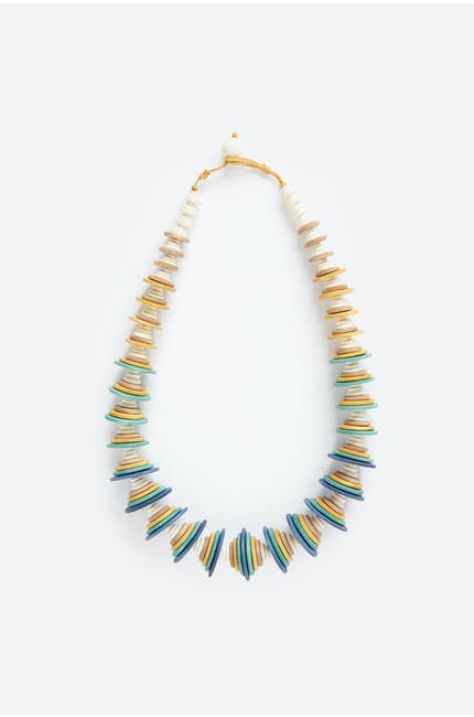 Spinning Top Necklace