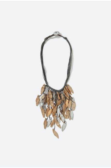 Photo of Cascade Chevron Necklace