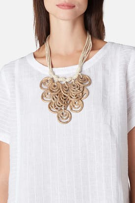 Photo of Infinite Swirls Necklace