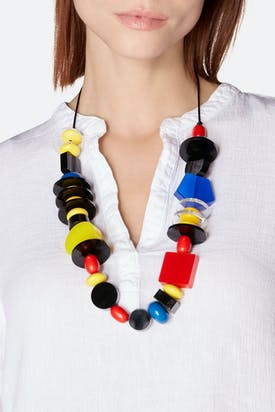 Photo of Multi Shape Necklace