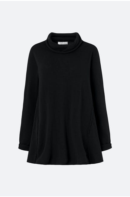 Photo of Cowl Neck Flared Jumper