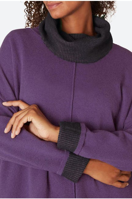 Double Rib Knit Sweater