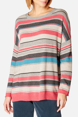 Photo of Multi Colour Stripe Sweater
