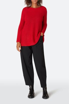 Photo of Boxy Soft Sweater