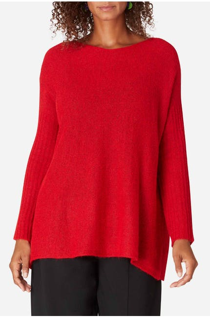 Boxy Soft Sweater