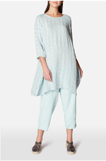 Grizas Dot Tunic