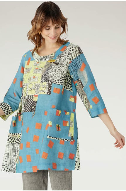 Photo of Sketch Block Tunic