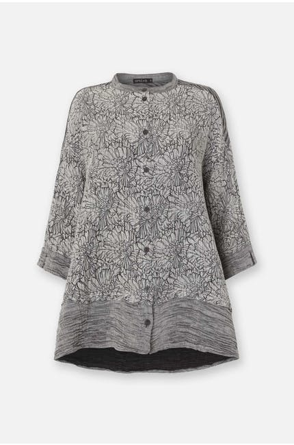 Photo of Patch Silk Shirt