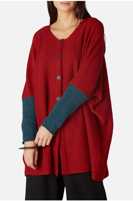 Photo of One Button Cardi