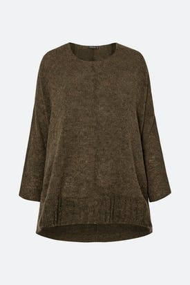 Photo of Rib Hem Sweater