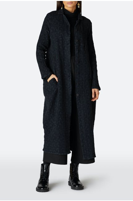 Photo of Bubble Hem Coat