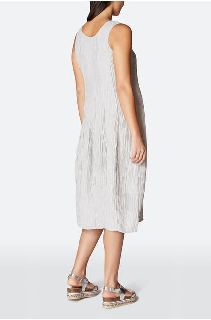 Grizas Sleeveless Bubble Dress