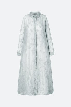 Photo of Embroidered Long Jacket
