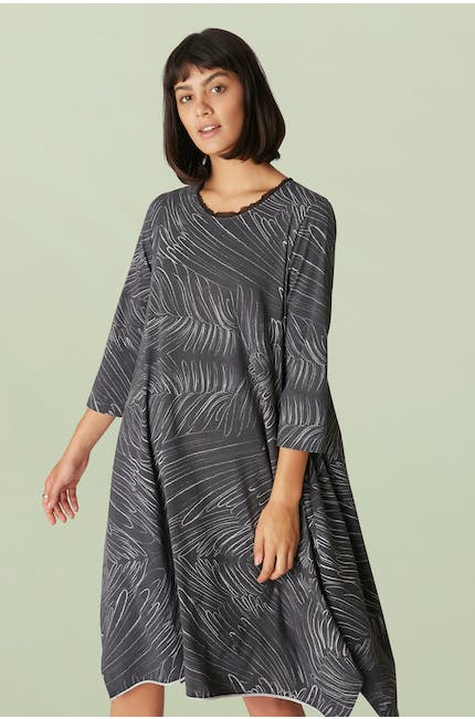 Photo of Feather Print Dress