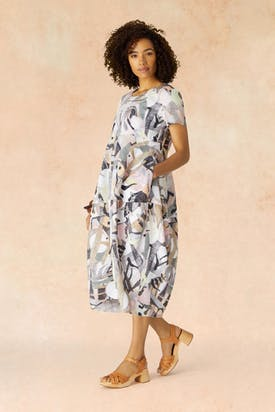 Photo of Abstract Tulip Dress