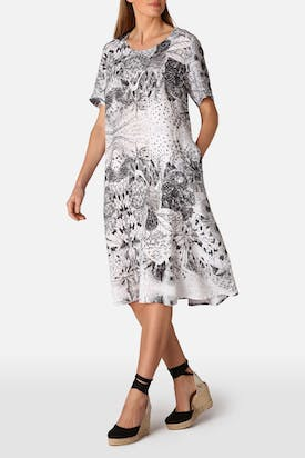 Photo of Sketch Flared Dress
